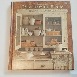 Longaberger Fresh From the Pantry